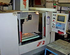 Vertical CNC Milling Center